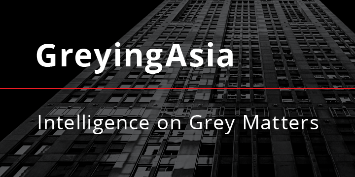 Greying Asia